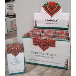 ACEITE GOLOKA PATCHULI (10 ML)