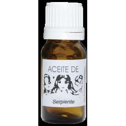 ACEITE DE SERPIENTE (10 ML)
