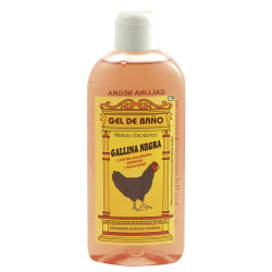 BAÑO GALLINA NEGRA (250 ML)