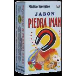 JABÓN PIEDRA IMÁN (80 Gr)