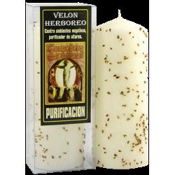 VELÓN HERBÓREO PURIFICACIÓN