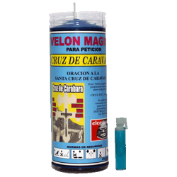 VELÓN CRUZ DE CARAVACA CON...