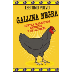 POLVO ESOTÉRICO GALLINA NEGRA