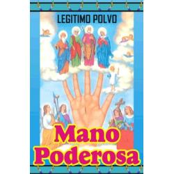 POLVO ESOTÉRICO MANO PODEROSA