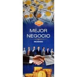 INCIENSO MEJOR NEGOCIO
