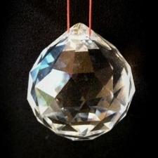 Bola Cristal Facetado