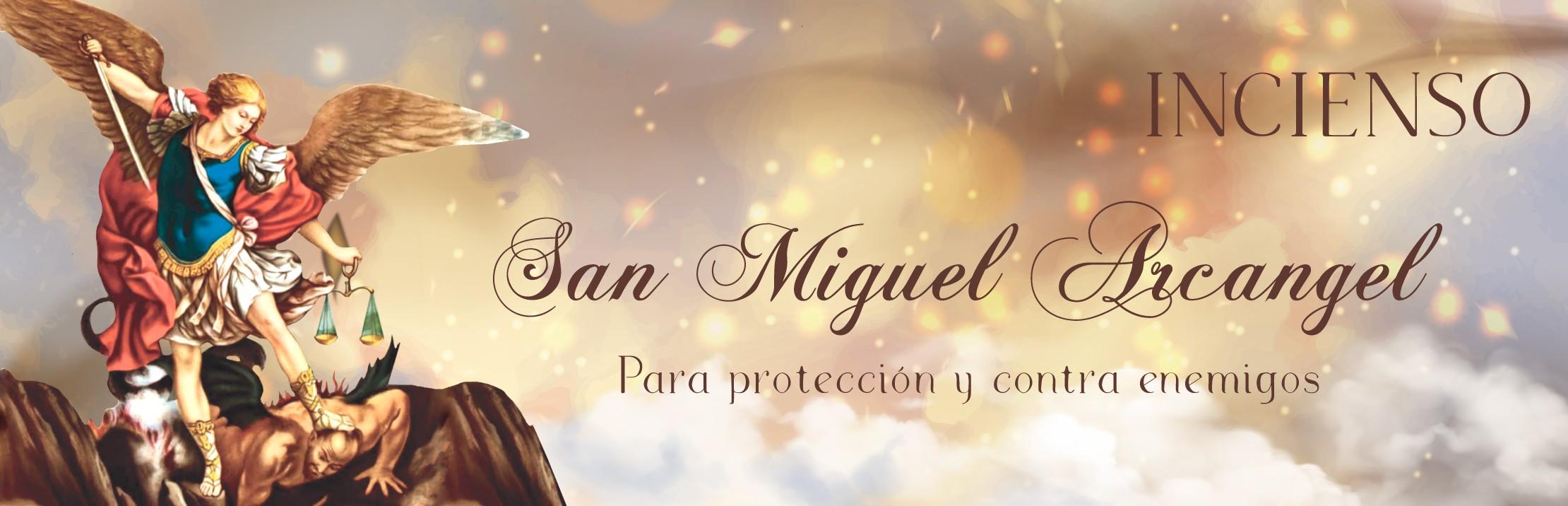 Incienso San Miguel Arcangel